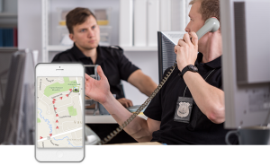 Mobile App Connects You with Law Enforcement - Place and Trace